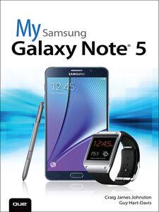 Foto Cover di My Samsung Galaxy Note 5, Ebook inglese di Guy Hart-Davis,Craig James Johnston, edito da Pearson Education