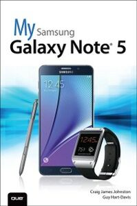 Ebook in inglese My Samsung Galaxy Note 5 Hart-Davis, Guy , Johnston, Craig James
