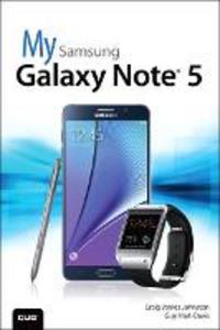 Ebook in inglese My Samsung Galaxy Note 5 Hart-Davis, Guy , Johnston, Craig James