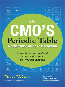 Ebook in inglese The CMO's Periodic Table Neisser, Drew