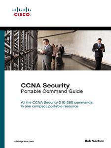 Ebook in inglese CCNA Security (210-260) Portable Command Guide Vachon, Bob