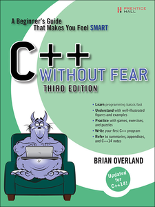 Ebook in inglese C++ Without Fear Overland, Brian