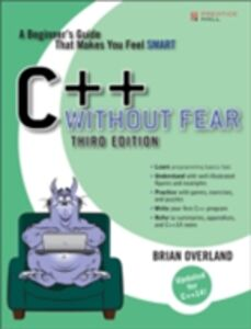 Foto Cover di C++ Without Fear, Ebook inglese di Brian Overland, edito da Pearson Education