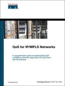 Ebook in inglese QoS for IP/MPLS Networks Alvarez, Santiago