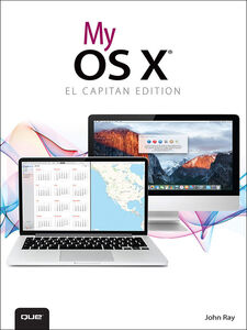 Ebook in inglese My OS X El Capitan Edition Ray, John