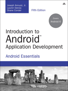 Ebook in inglese Introduction to Android Application Development Conder, Shane , Darcey, Lauren , Jr., Joseph Annuzzi