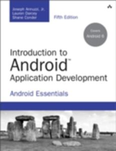 Foto Cover di Introduction to Android Application Development, Ebook inglese di AA.VV edito da Pearson Education