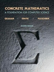Ebook in inglese Concrete Mathematics Graham, Ronald L. , Knuth, Donald E. , Patashnik, Oren