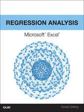 Regression Analysis Microsoft Excel