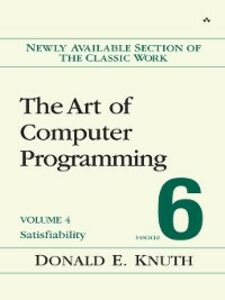 Ebook in inglese The Art of Computer Programming, Volume 4, Fascicle 6 Knuth, Donald E.