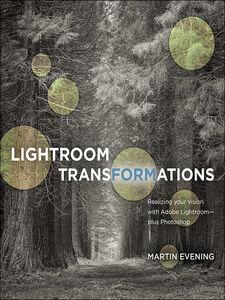 Ebook in inglese Lightroom Transformations Evening, Martin