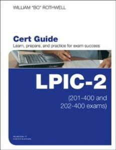 Ebook in inglese LPIC-2 Cert Guide Rothwell, William