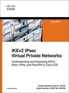 Ebook in inglese IKEv2 IPsec Virtual Private Networks Bartlett, Graham , Inamdar, Amjad