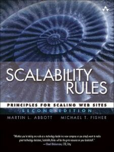 Foto Cover di Scalability Rules, Ebook inglese di Martin L. Abbott,Michael T. Fisher, edito da Pearson Education
