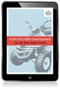 Ebook in inglese Front-End Web Development Aquino, Chris , Gandee, Todd