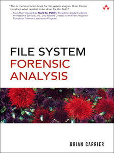 Ebook in inglese File System Forensic Analysis Carrier, Brian