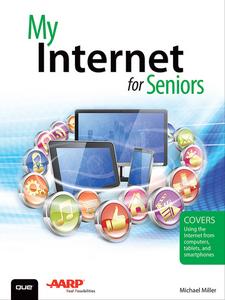 Ebook in inglese My Internet for Seniors Miller, Michael R.