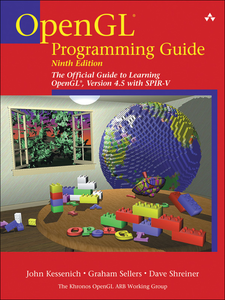 Ebook in inglese OpenGL Programming Guide Kessenich, John , Sellers, Graham , Shreiner, Dave