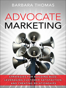 Ebook in inglese Advocate Marketing Thomas, Barbara