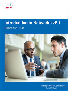 Ebook in inglese Introduction to Networks Companion Guide v5.1 Cisco Networking Academy