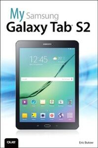 Ebook in inglese My Samsung Galaxy Tab S2 Butow, Eric
