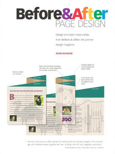 Ebook in inglese Before and After Page Design McWade, John