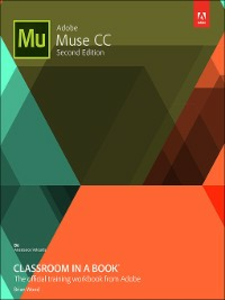 Ebook in inglese Adobe Muse CC Classroom in a Book Wood, Brian