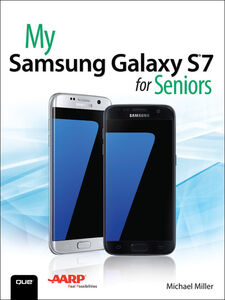 Ebook in inglese My Samsung Galaxy S7 for Seniors Miller, Michael