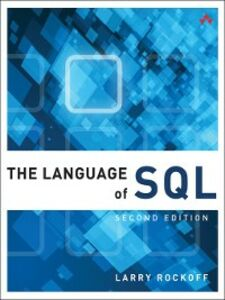 Ebook in inglese Language of SQL Rockoff, Larry