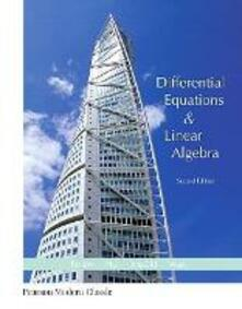 Differential Equations and Linear Algebra (Classic Version) - Jerry Farlow,James Hall,Jean McDill - cover