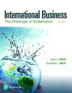 International Business: The Challenges of Globalization - John J. Wild,Kenneth L. Wild - cover