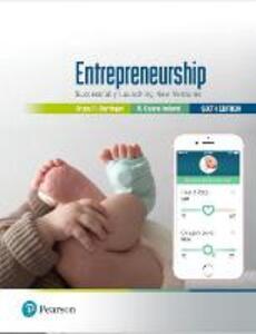 Entrepreneurship: Successfully Launching New Ventures - Bruce R. Barringer,R. Duane Ireland - cover