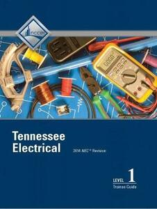 Tennessee Electrical Level 1 Trainee Guide - NCCER - cover