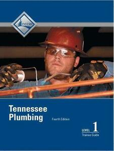 Tennessee Plumbing Level 1 Trainee Guide - NCCER - cover