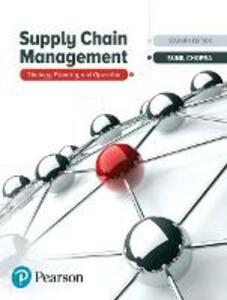 Supply Chain Management: Strategy, Planning, and Operation - Sunil Chopra - cover