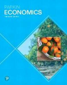 Economics - Michael Parkin - cover