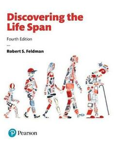 Discovering the Life Span, Plus Mylab Psychology with Pearson Etext -- Access Card Package - Robert S Feldman - cover