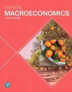 Macroeconomics - Michael Parkin - cover