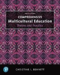 Comprehensive Multicultural Education: Theory and Practice, with Enhanced Pearson Etext -- Access Card Package - Christine Bennett - cover