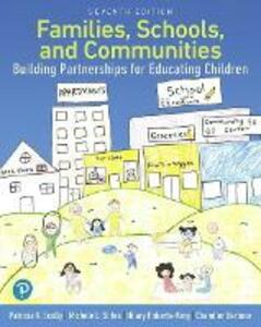 Families, Schools, and Communities: Building Partnerships for Educating Children - Patricia Scully,Michele L Stites,Hilary Roberts-King - cover