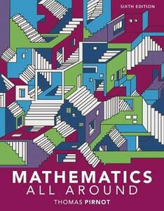 Mylab Math with Pearson Etext -- Standalone Access Card -- For Mathematics All Around with Integrated Review - Thomas Pirnot - cover