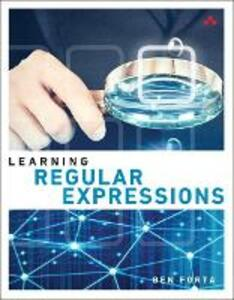 Learning Regular Expressions - Ben Forta - cover