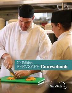 ServSafe CourseBook with Answer Sheet - National Restaurant Association - cover