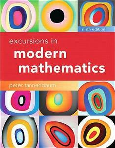 Excursions in Modern Mathematics Plus Mylab Math -- Title-Specific Access Card Package - Peter Tannenbaum - cover