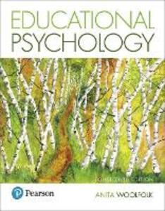 Educational Psychology - Anita Woolfolk - cover