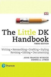 The Little DK Handbook - Anne Frances Wysocki,Dennis A Lynch - cover