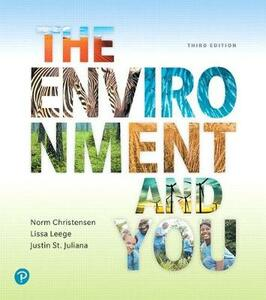 Environment and You Plus Mastering Environmental Science with Pearson Etext, the -- Access Card Package - Norman L. Christensen,Lissa Leege,Justin St Juliana - cover