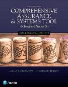 Assurance Practice Set for Comprehensive Assurance & Systems Tool (CAST) - Laura R. Ingraham,J. Greg Jenkins - cover