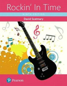 Rockin' in Time, Books a la Carte Edition - David P Szatmary - cover