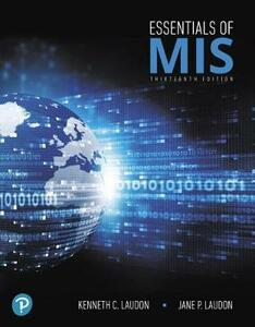 Essentials of Mis, Student Value Edition - Kenneth C Laudon,Jane Laudon - cover